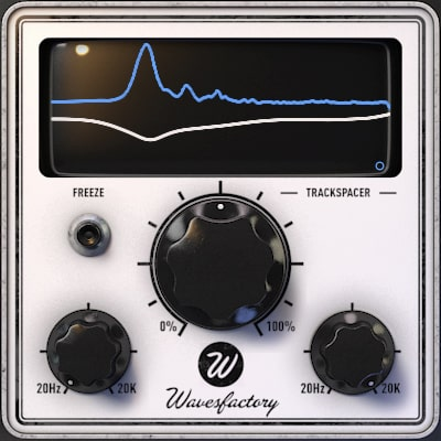 Waves Factory Trackspacer - Plugin EQ - TOP10 - Classement - WE COMPOZE